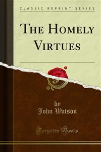 Cover The Homely Virtues