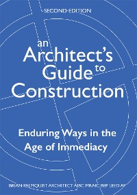Cover An Architect's Guide to Construction-Second Edition