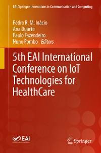 Cover 5th EAI International Conference on IoT Technologies for HealthCare