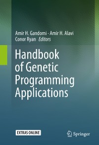 Cover Handbook of Genetic Programming Applications