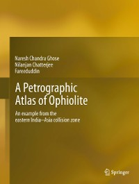 Cover A Petrographic Atlas of Ophiolite