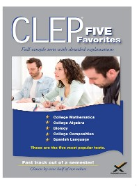 Cover CLEP Five Favorites