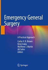 Cover Emergency General Surgery