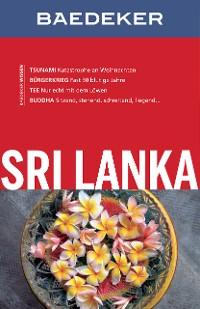 Cover Baedeker Reiseführer Sri Lanka