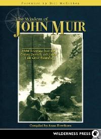 Cover The Wisdom of John Muir