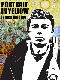 Cover Portrait in Yellow