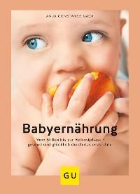 Cover Babyernährung
