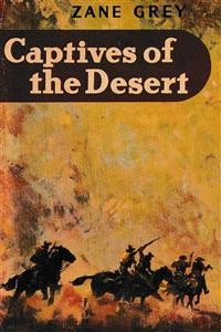 Cover Captives of the Desert
