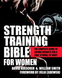 Cover Strength Training Bible for Women