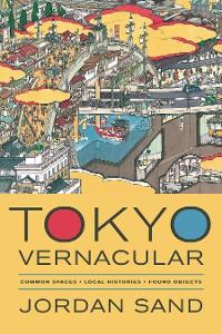 Cover Tokyo Vernacular