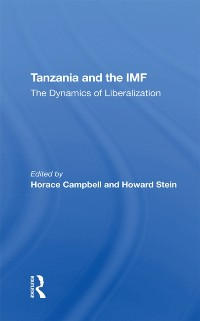 Cover Tanzania And The Imf