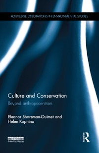 Cover Culture and Conservation