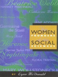 Cover Women Founders of the Social Sciences