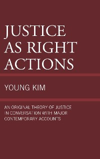 Cover Justice as Right Actions
