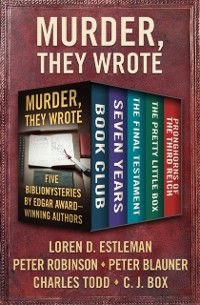 Cover Murder, They Wrote