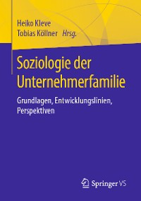 Cover Soziologie der Unternehmerfamilie