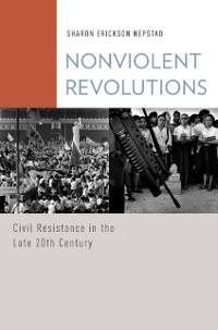 Cover Nonviolent Revolutions