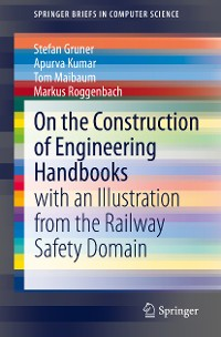 Cover On the Construction of Engineering Handbooks