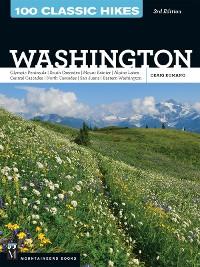 Cover 100 Classic Hikes: Washington, 3rd Edition