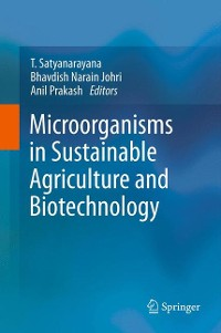 Cover Microorganisms in Sustainable Agriculture and Biotechnology