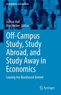 Cover Off-Campus Study, Study Abroad, and Study Away in Economics