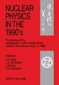 Cover Nuclear Physics in the 1990's
