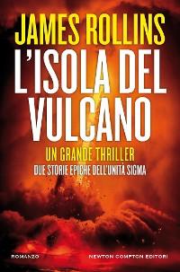 Cover L'isola del vulcano