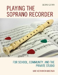 Cover Playing the Soprano Recorder