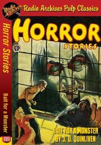 Cover Horror Stories - Bait for a Monster