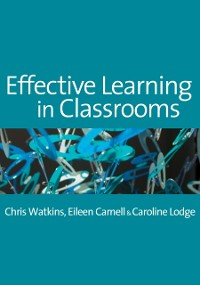 Cover Effective Learning in Classrooms