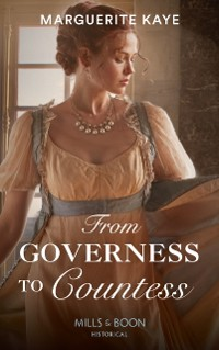 Cover From Governess To Countess