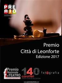 Cover Premio Città di Leonforte XXXVI edizione