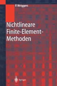 Cover Nichtlineare Finite-Element-Methoden