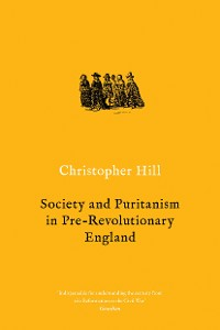 Cover Society and Puritanism in Pre-Revolutionary England