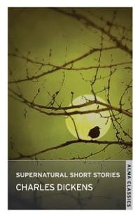 Cover Supernatural Short Stories