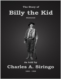 Cover Story of Billy the Kid
