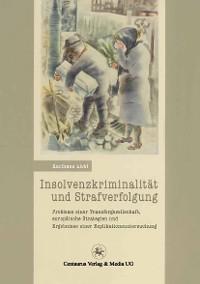 Cover Insolvenzkriminalität und Strafverfolgung