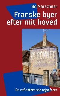 Cover Franske byer efter mit hoved