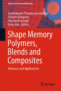 Cover Shape Memory Polymers, Blends and Composites