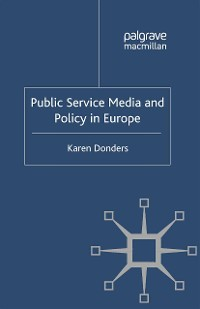 Cover Public Service Media and Policy in Europe