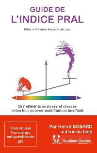 Cover Guide de l'indice Pral (Potential Renal Acid Load)