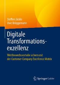 Cover Digitale Transformationsexzellenz