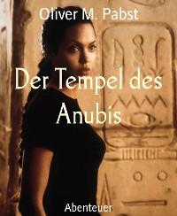 Cover Das Totenbuch des Anubis