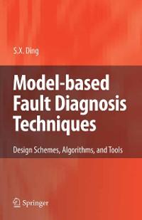 Cover Model-based Fault Diagnosis Techniques