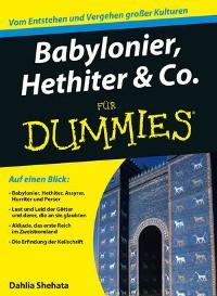 Cover Babylonier, Hethiter & Co. für Dummies