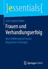 Cover Frauen und Verhandlungserfolg