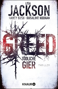 Cover Greed - Tödliche Gier