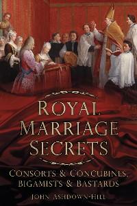 Cover Royal Marriage Secrets