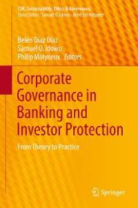 Cover Corporate Governance in Banking and Investor Protection