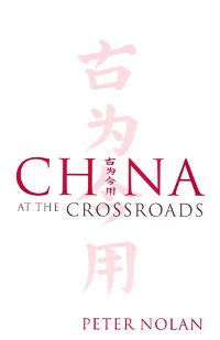 Cover China at the Crossroads